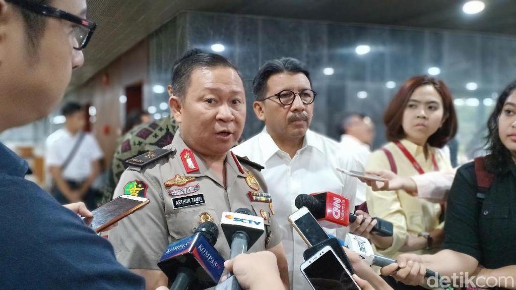 DVI Polri Hentikan Identifikasi Korban Lion Air Besok