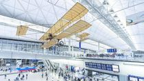 Penampakan 10 Bandara Paling Keren Sedunia