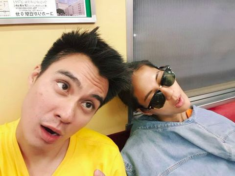 Bikin Deg-degan, Uang Baim Wong - Paula Terkuras Saat Honeymoon