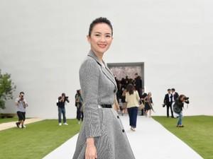 Zhang Ziyi Disebut Baper Dipanggil Tante Sampai Blokir Akun Medsos Fans