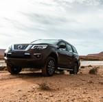 Menjajal Nissan Terra Offroad di Gurun Sahara