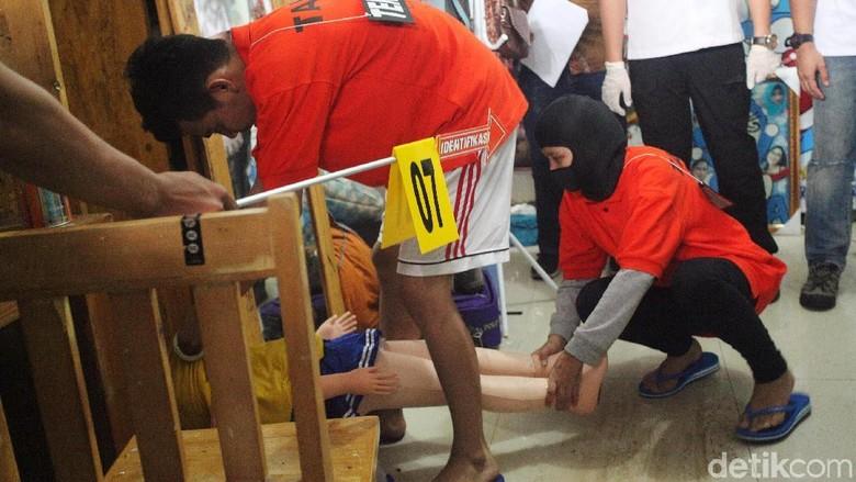 Polisi Dalami Unsur Prostitusi di Kasus Pembunuhan Ciktuti