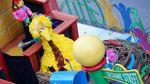 Gemas! Spongebob Hingga Pikachu Ramaikan Parade Thanksgiving di AS