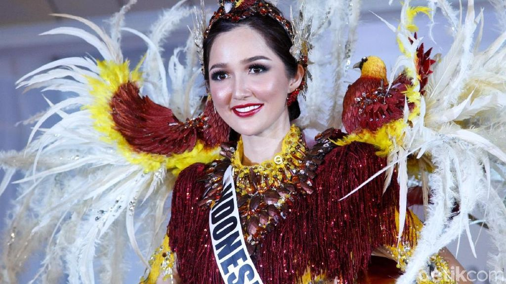 Wakili Indonesia di Miss Universe, Ini Persiapan Sonia Fergina Citra