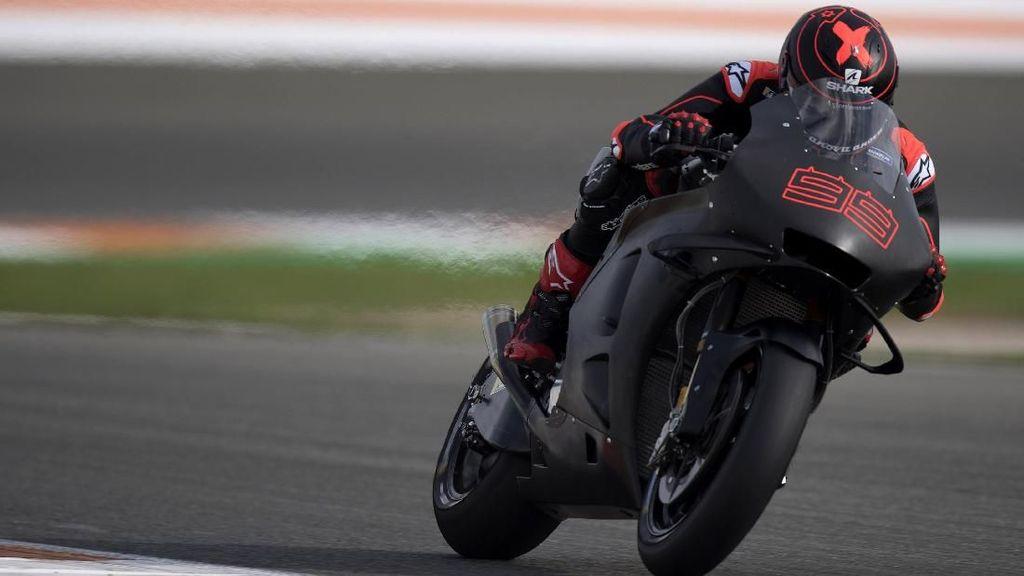 Lorenzo Akan Lewatkan Tes MotoGP Sepang