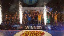 Promosi Wisata RI ke Thailand Rambah Turnamen Futsal