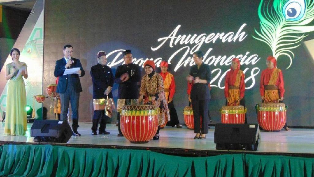 Terus Berbenah, Sumsel Raih Juara Umum Anugerah Pesona Indonesia 2018