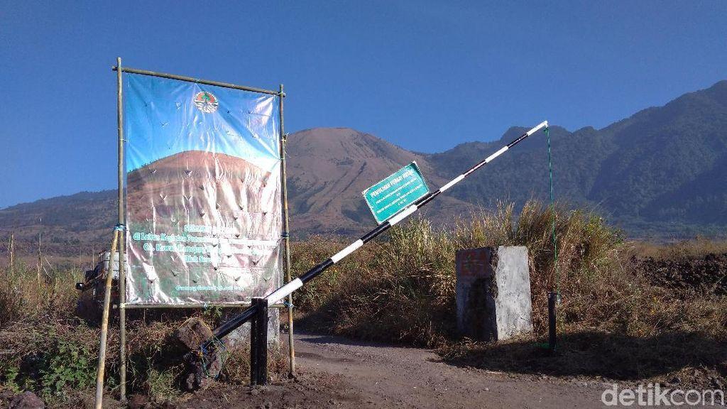 Gunung Guntur dan Pelarian Terakhir Haris Si Jagal
