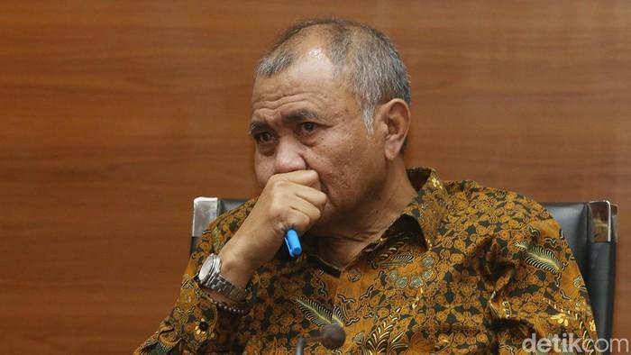 Ketua KPK Agus Rahardjo (Ari Saputra/detikcom)