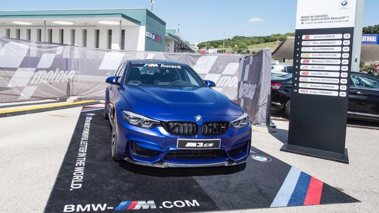 BMW M3 CS untuk Hadiah Marc Marquez. Foto: Istimewa