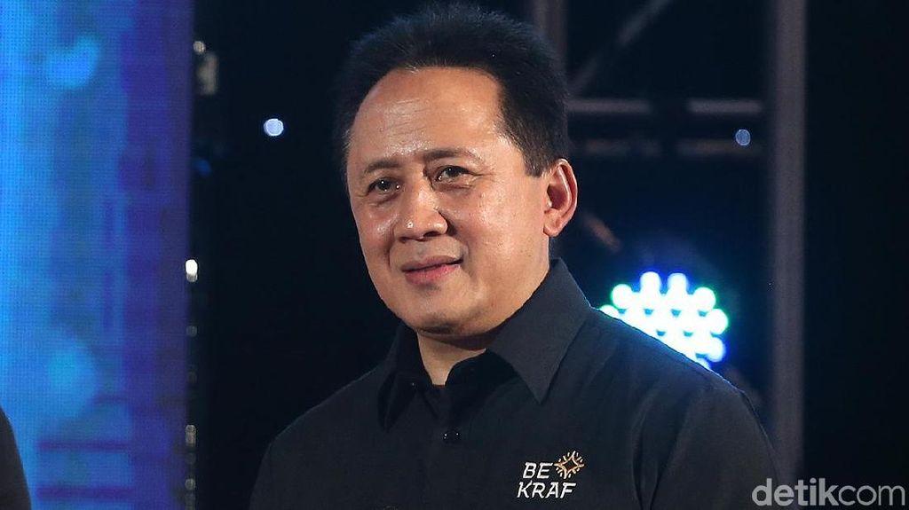 Kehadiran Felix Siauw Disorot, Triawan Munaf Jelaskan Dukungan Bekraf ke IIBF