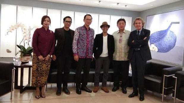 'Deep Skin - Skin Deep', Pameran Tunggal Gusmen Heriadi di Jakarta