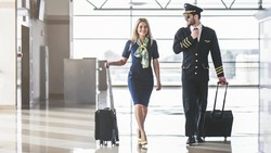Kenapa Pilot dan Pramugari Jarang Lewati Pemeriksaan Keamanan Bandara?