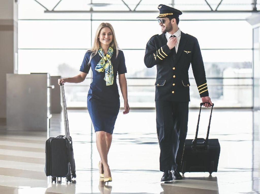 Serba-Serbi Pilot dan Pramugari