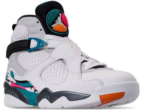 Buka di Senayan City, Hoops Hadirkan Sneakers Nike Air Jordan 8 South Beach