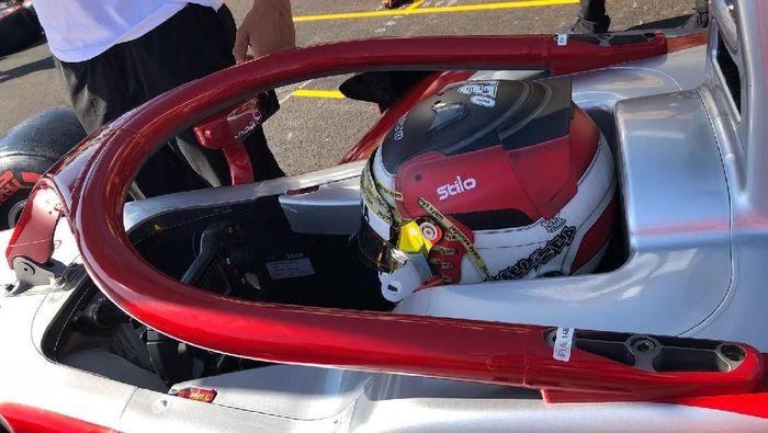 Sean Gelael hadapi seri F2 terakhir di Abu Dhabi (dok.Sean Gelael)