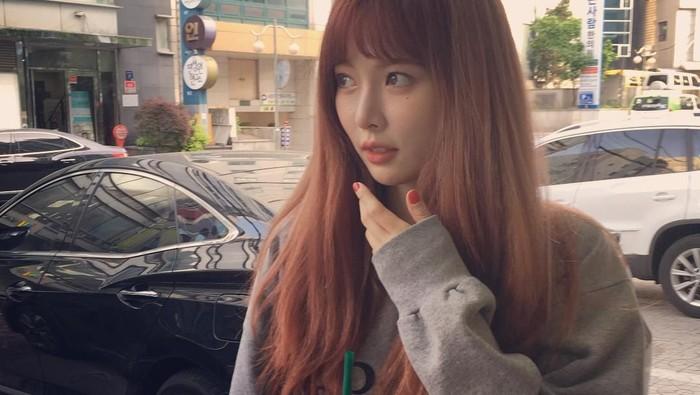 Kesehatan mental jadi isu serius di kalangan bintang Kpop (Foto: Instagram hyunah_aa)