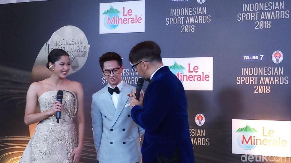 Kevin Sanjaya Hingga Aero Aswar Sudah Tiba di Indonesian Sport Awards 2018