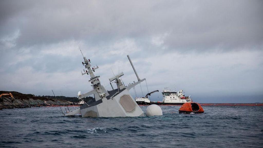 Kapal Pertamina Karam karena Cuaca Buruk, Nakhoda Tewas