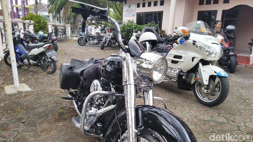 Komunitas Harley Tambah Anggota
