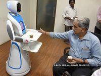 Science City India Sedang Buat Robot Pramusaji Canggih