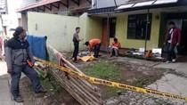 Pria Padalarang Tewas Bersimbah Darah di Rumah Kosong