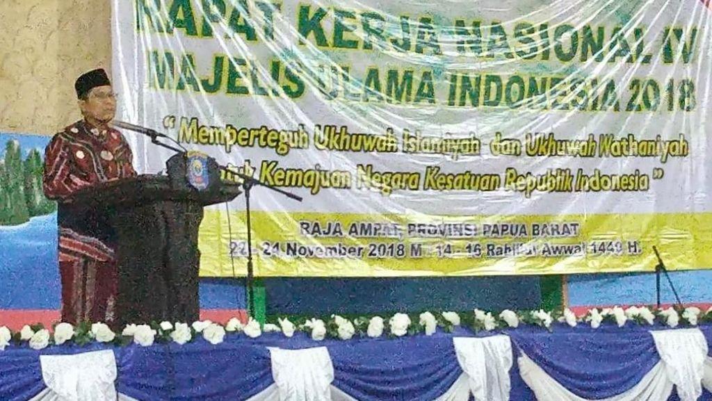 MUI Luncurkan Program MUI Berkhidmah untuk Papua