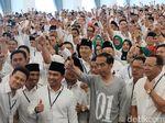 Jokowi ke Relawan: Jangan Senang Dulu Menang 20% di Survei