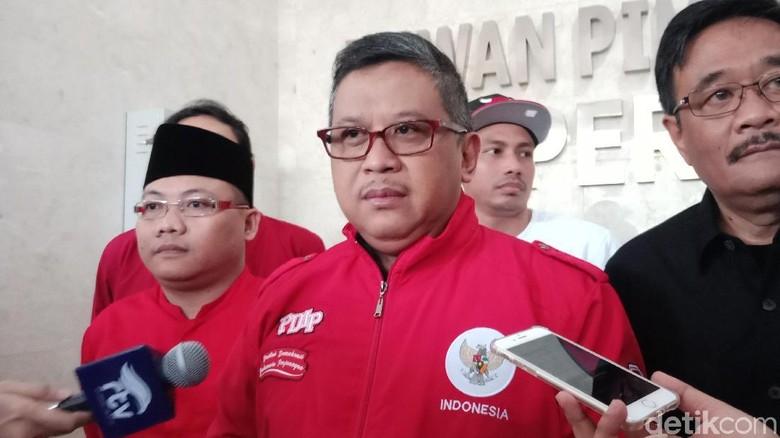 Jokowi Batal Diundang ke Reuni 212, Ini Kata PDIP