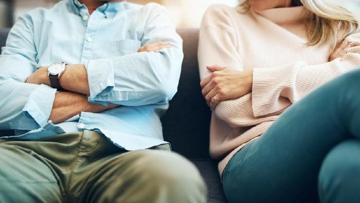 Stres yang ditimbulkan karena perceraian berisiko mendorong masalah gangguan jiwa. (Foto: Istock)