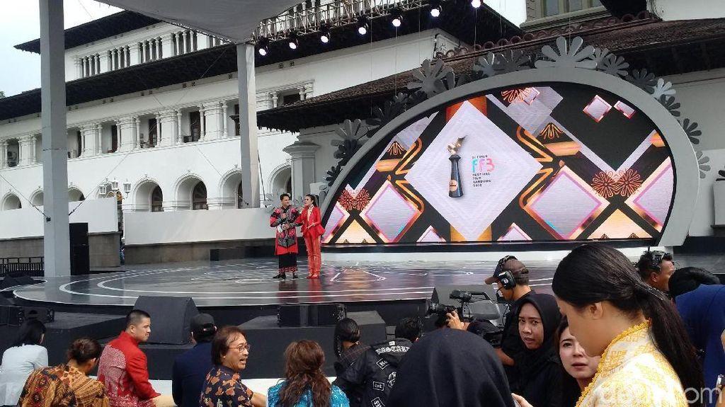 Ridwan Kamil Berharap Festival Film Bandung Mendunia Tahun 2019