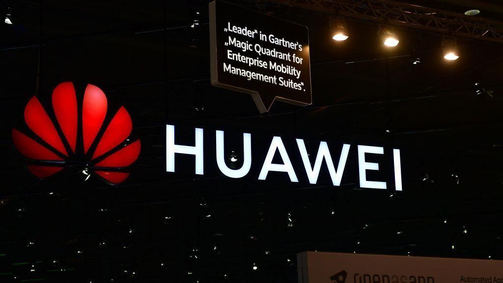 Huawei adalah perusahaan asal Shenzen, China, yang didirikan pada 1987. Foto: Alexander Koerner/Getty Images