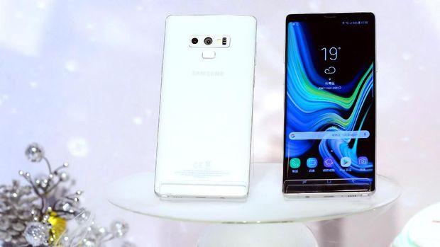 Samsung Rilis Galaxy Note 9 Warna Putih