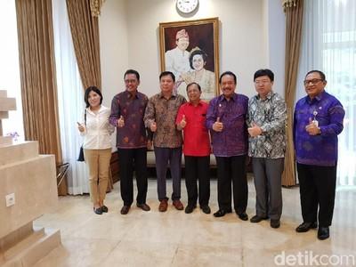 China Dukung Bali Tertibkan Toko dan Paket Wisata Nakal