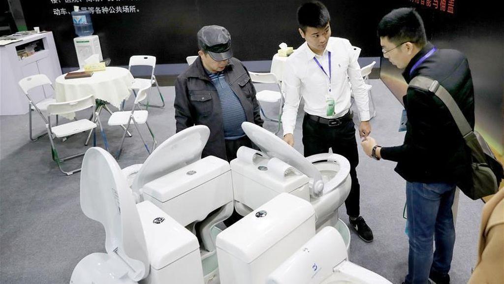 Ragam Toilet Canggih yang Ada di China