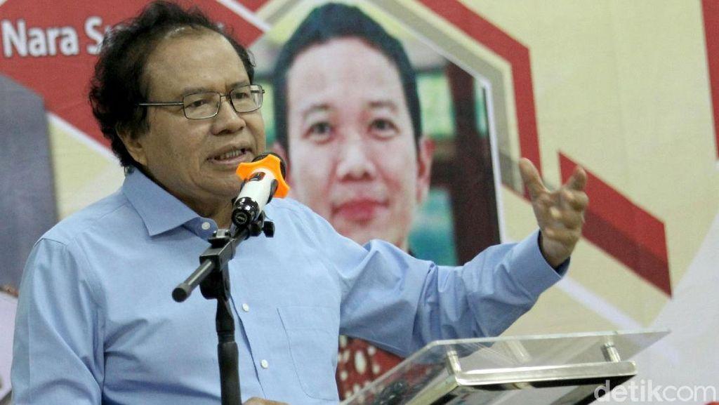 Rizal Ramli Kritik Keras Menkeu: Ratu Utang!