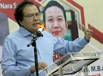 Rizal: Bangun Infrastruktur Ok, tapi Pangan-Keuangan Mohon Maaf Pak Jokowi