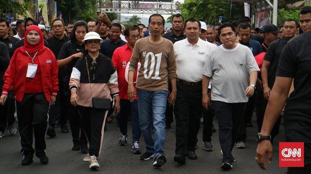Alarm untuk Jokowi
