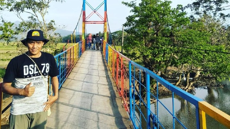 Desa Wisata Cikolelet/Foto: Dok Pemkab Serang
