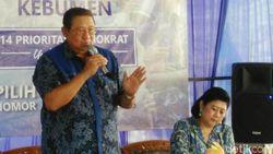 Balihonya Dirusak, SBY: Wiranto Seolah Vonis PD dan PDIP Bersalah