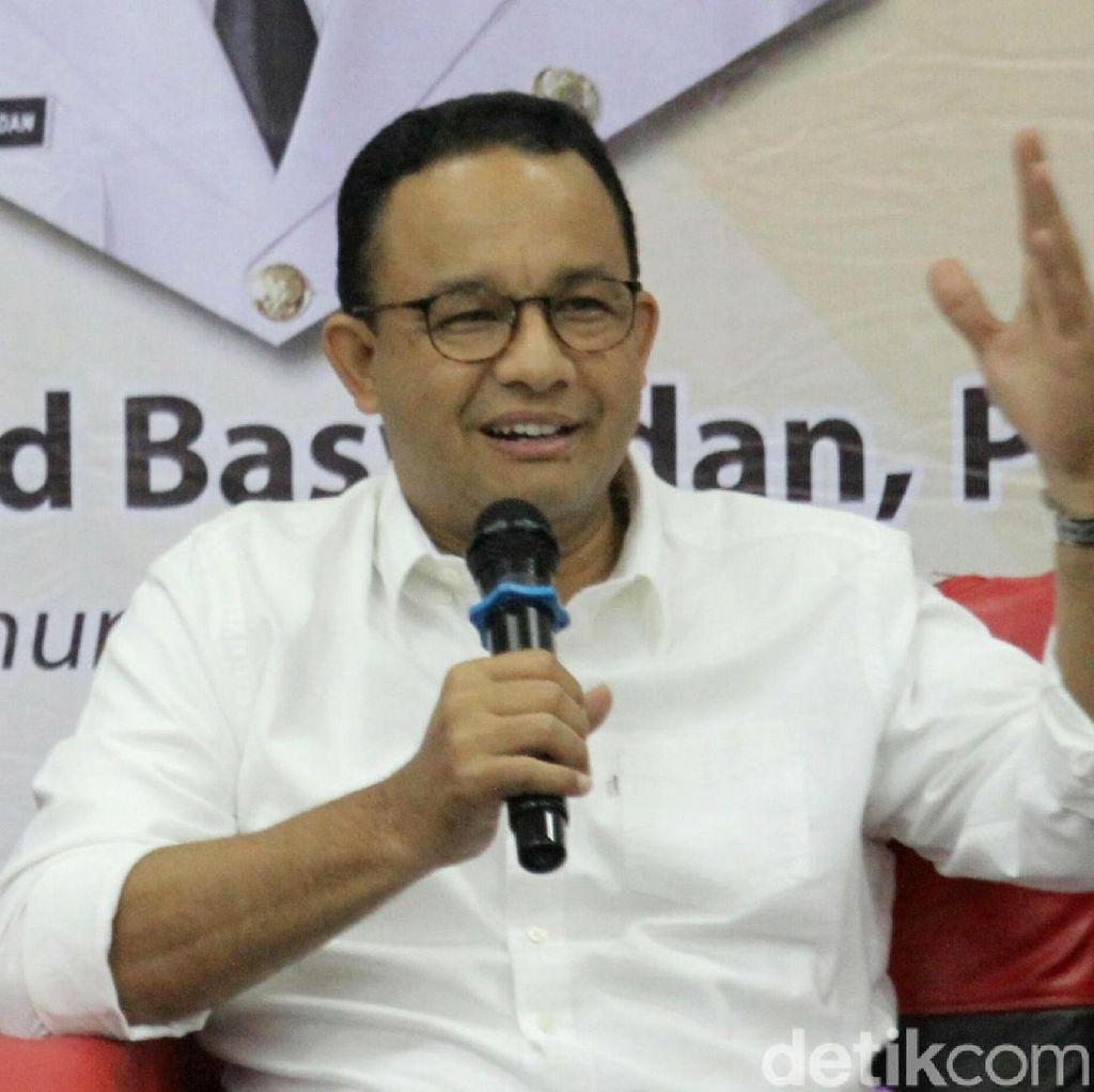 DKI Raih Anugerah Parahita Ekapraya, Anies Bicara Program Perempuan