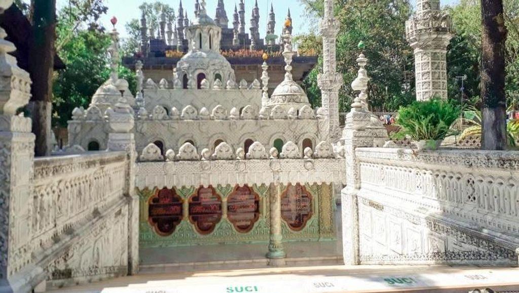 Kisah Masjid di Malang yang Dibangun Jin dalam Semalam, Apa Iya?