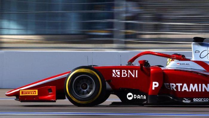 Prema Racing berharap meraih hasil terbaik di F2 Abu Dhabi dok.Sean Gelael