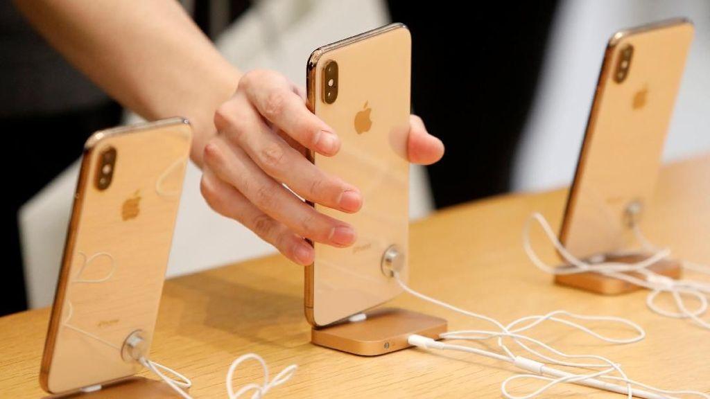 Saham Apple Diprediksi Anjlok 25% di 2019, Kok Bisa?