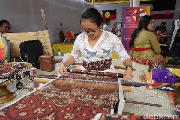 Selain itu, Karangasem World Cultural Festival juga berniat untuk branding Spirit of Bali (Aditya/detikTravel)