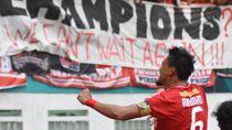 Hasil Liga 1 2018: Tekuk Sriwijaya, Persija ke Puncak Klasemen
