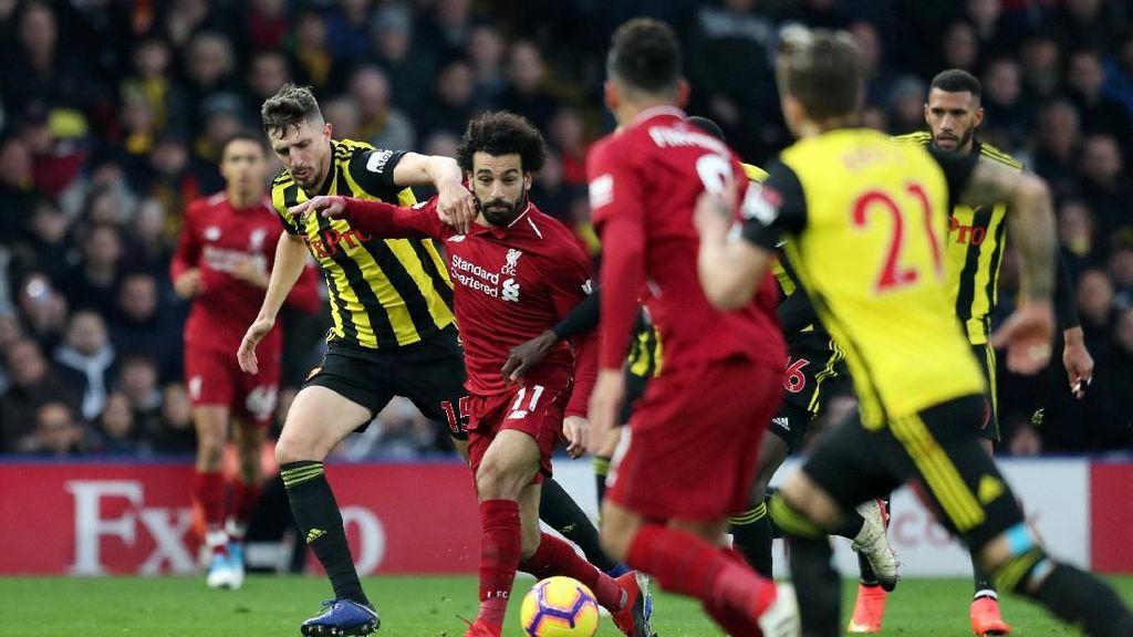 Watford Vs Liverpool Tanpa Gol di Babak Pertama