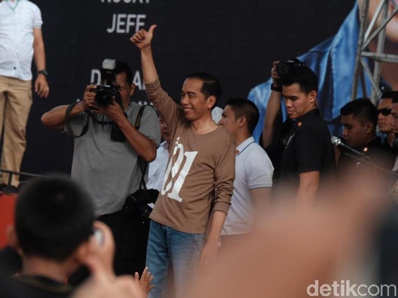 Ke Mana Jokowi Saat Reuni 212?