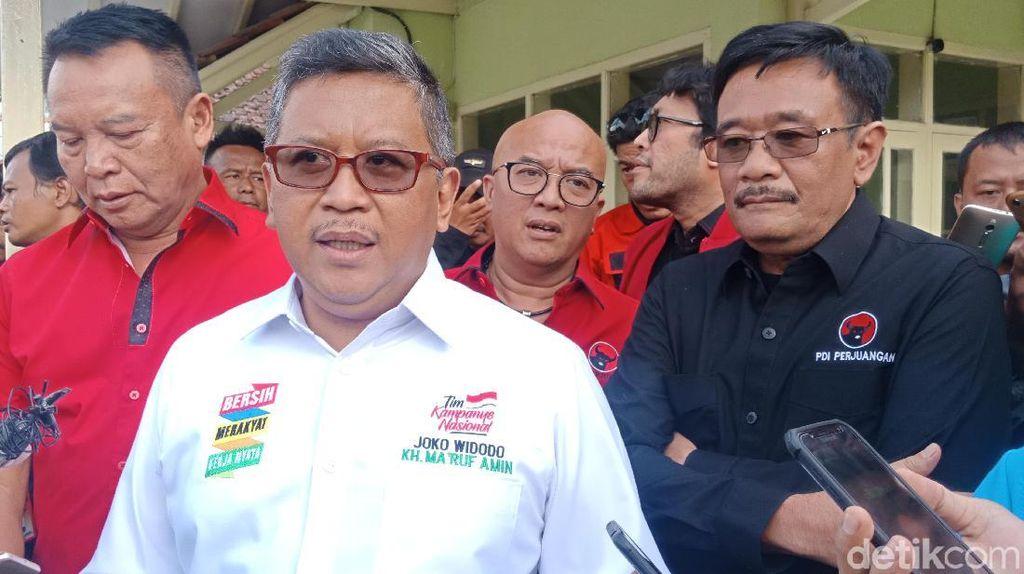 Soal Tabok, PDIP Bandingkan Era Jokowi dengan Orde Baru