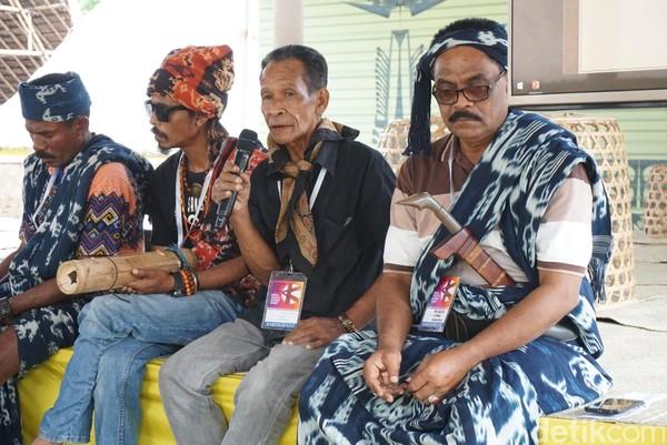 Pulau Dewata sebagai tuan rumah tidak ketinggalan menampilkan kekayaan budayanya (Aditya/detikTravel)